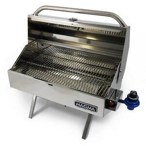 Magma grill